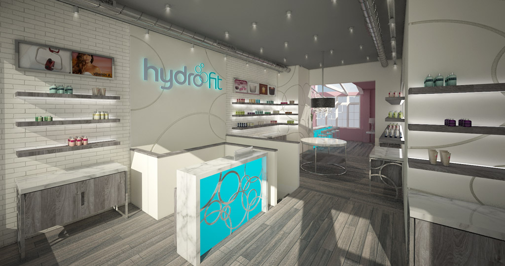 Hydrofit Waterbiking Spa